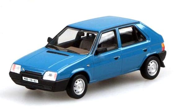 modely autíček - Škoda Favorit