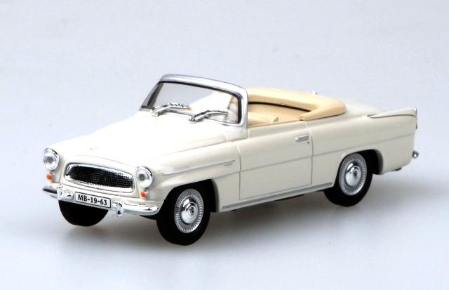 modely autíček - Škoda Felicia 1963