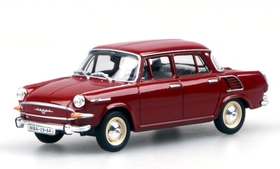 modely autíček - Škoda MB1000
