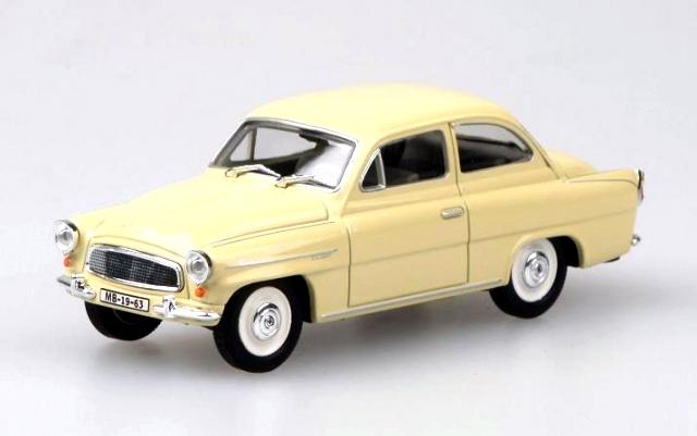 modely autíček - Škoda Octavia 1963