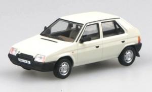 Modely autíček - Škoda Favorit 136L