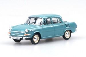 Modely autíček Škoda MB1000