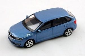 Modely autíček Škoda Rapid Spaceback