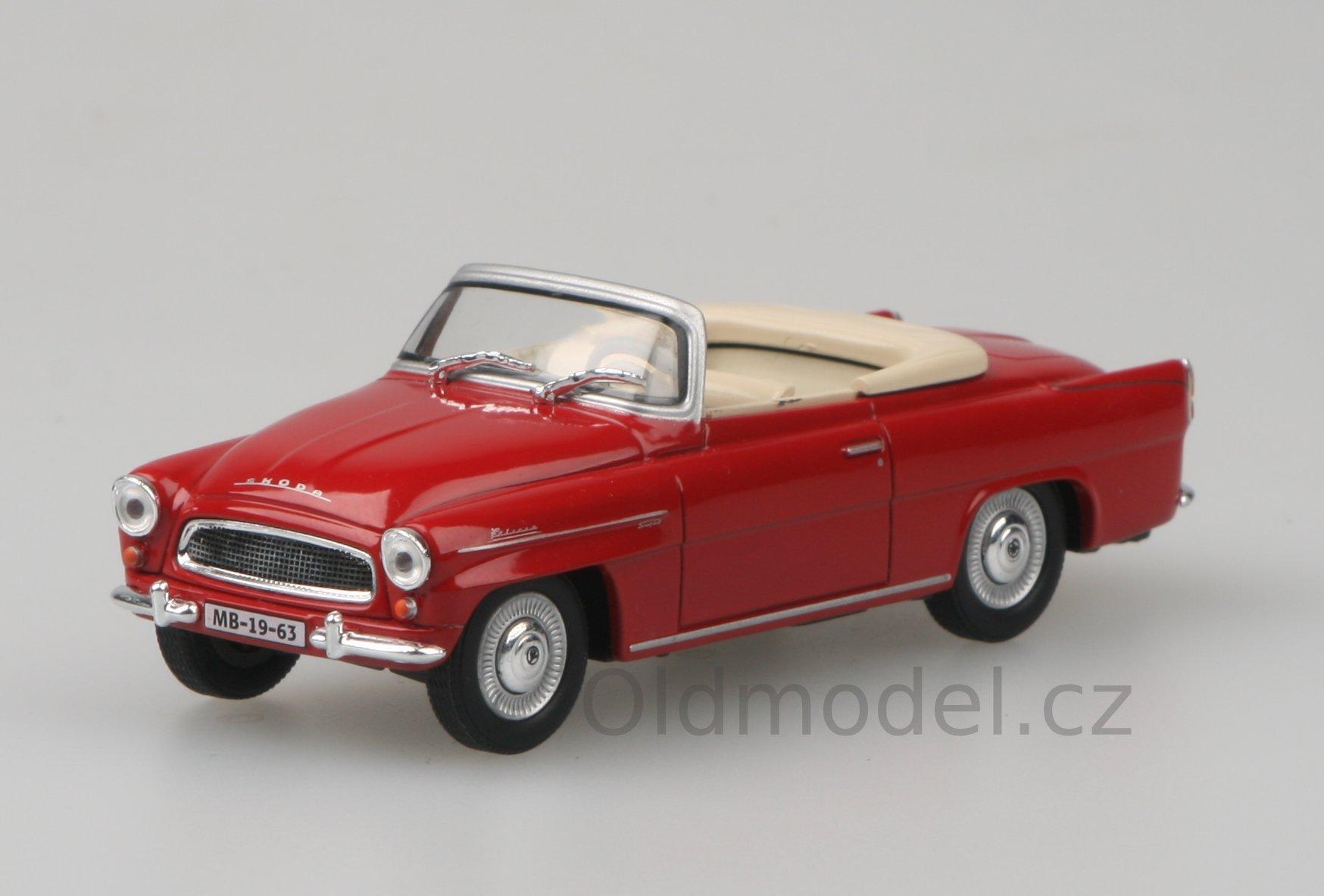 Model autíčka Felicia 63